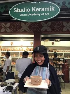 one stop holiday, liburan seru di Ancol, wisata seru di Ancol, Putri Duyung Resort, Pulau Bidadari staycation, benteng martello