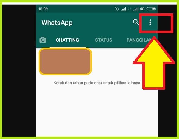 Cara Logout Whatsapp Web dari Hp