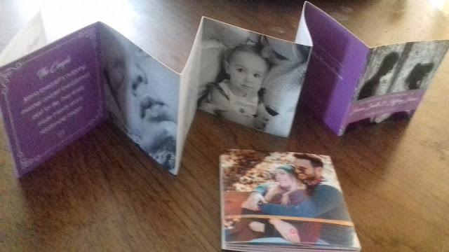 K'Mich Weddings - wedding planning - tiny albums - Favor Ideas
