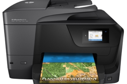 HP OfficeJet 8710 Driver Download