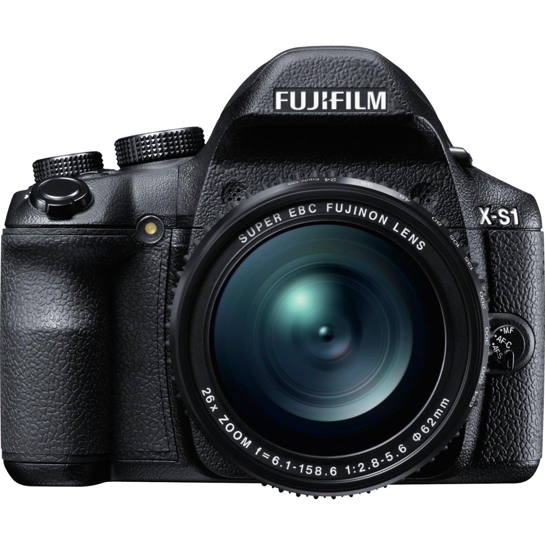 Fuji Digital Cameras: Buy Fujifilm X-S1 Digital Camera At Lowest Price