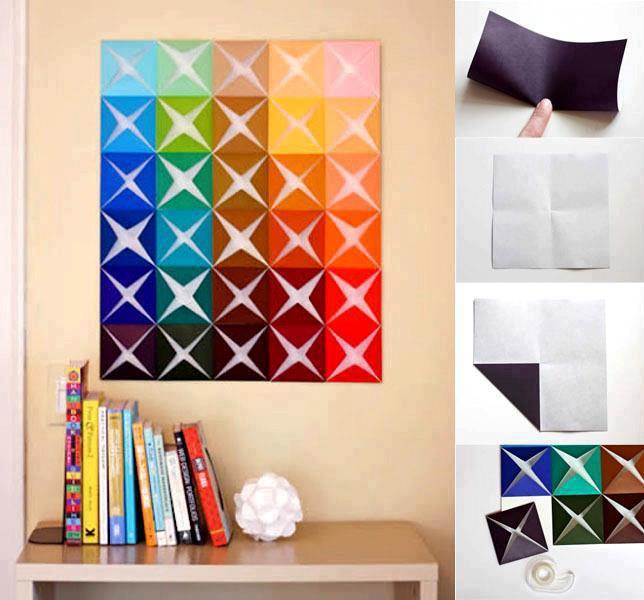 Hiasan Dinding Dari Kertas Atsuro Salam Kreatif Untuk Semua Jumpa Lagi Disini Dengan Sesuatu Yang Bisa Menambah Wawasan Kita Selalu