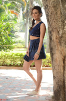 Seerat Kapoor Stunning Cute Beauty in Mini Skirt  Polka Dop Choli Top ~  Exclusive Galleries 046.jpg