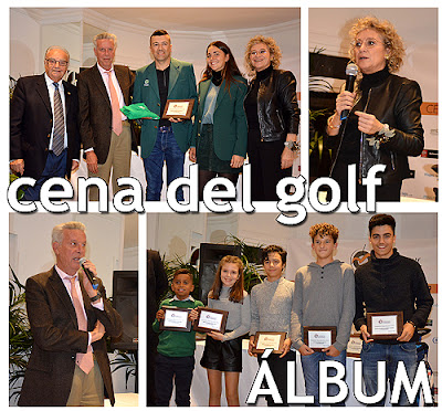 Fotos Cena Golf Aranjuez