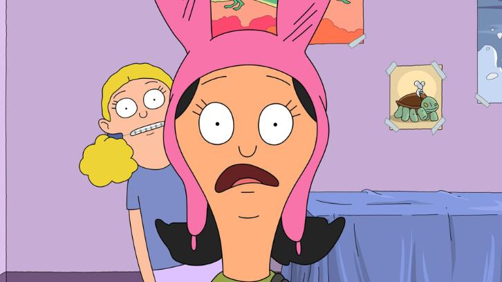 Bob's Burgers - Episode 8.02 - The Silence of the Louise - Promotional Photos & Press Release