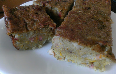danie obiadowe z ziemniaków