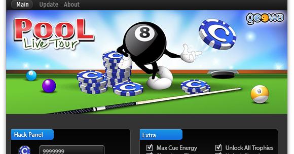 pool live tour hack 2012 by aumkar