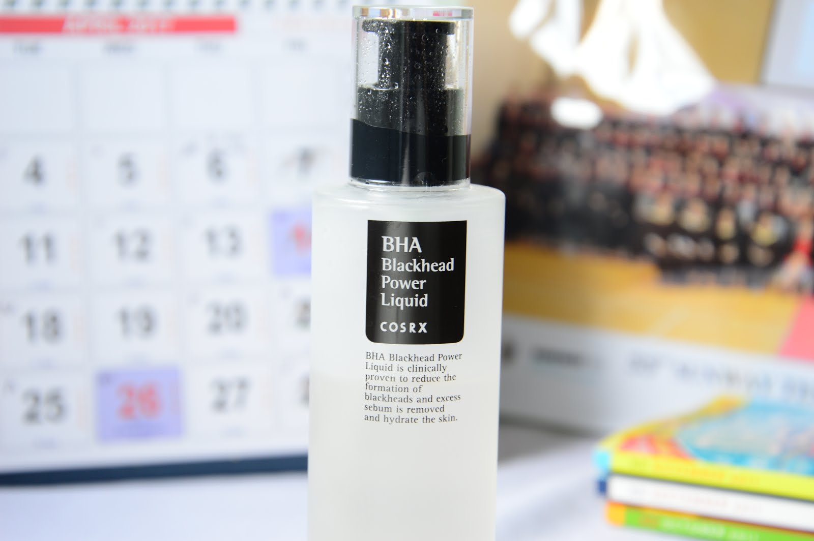 COSRX BHA Blackhead Power Liquid review