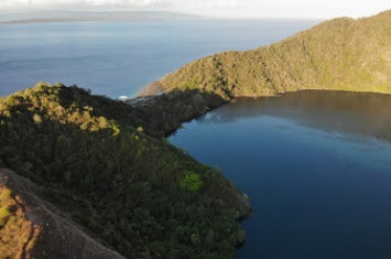 tempat wisata pulau satonda dompu