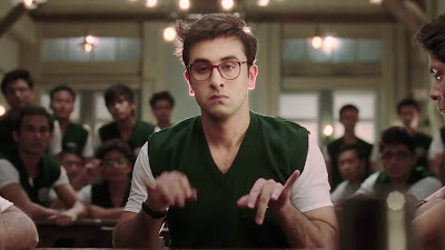 Ranbir Kapoor Acting HD Wallpaper In Jagga Jasoos