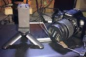 Mengenal Bagian Dan Tombol Pada Kamera DSLR