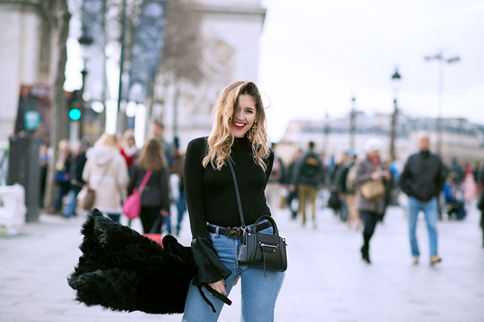 Vaqueros en Paris