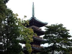 寛永寺五重塔
