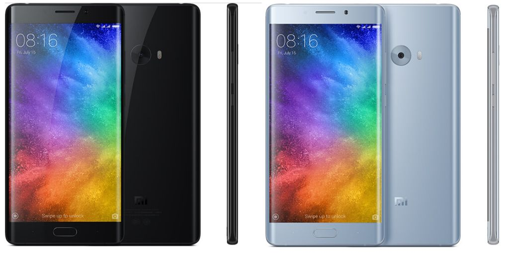 Xiaomi Mi Note 2 (2016) with Specifications and Prices