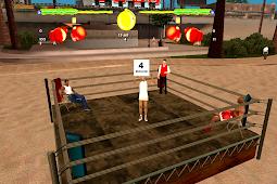 Boxing Match Mod Gta sa Android