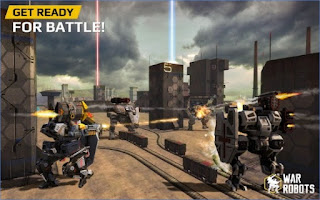 Games War Robots Apk