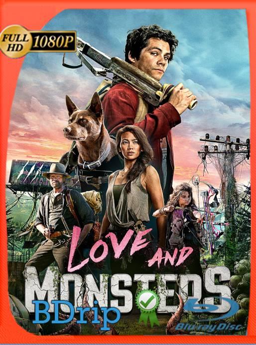 Amor y Monstruos (2020) BDRip 1080p Latino [GoogleDrive] Ivan092