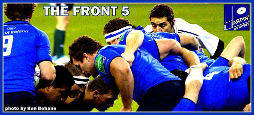 Front Five - 11.10.20
