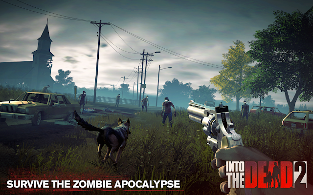 Into the Dead 2: Zombie Survival v1.18.0 Mod Money Vip