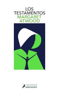 """""""Los testamentos"""" de Margaret Atwood"""