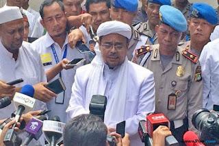 Tiga Tokoh Ini Dipercaya Jadi Kunci Kembalinya Habib Rizieq Shihab ke Indonesia