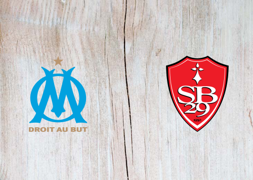Olympique Marseille vs Brest -Highlights 29 November 2019