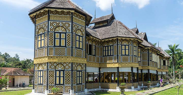 Asal-Usul Kuala Kangsar - Bandar Di-Raja Negeri Perak