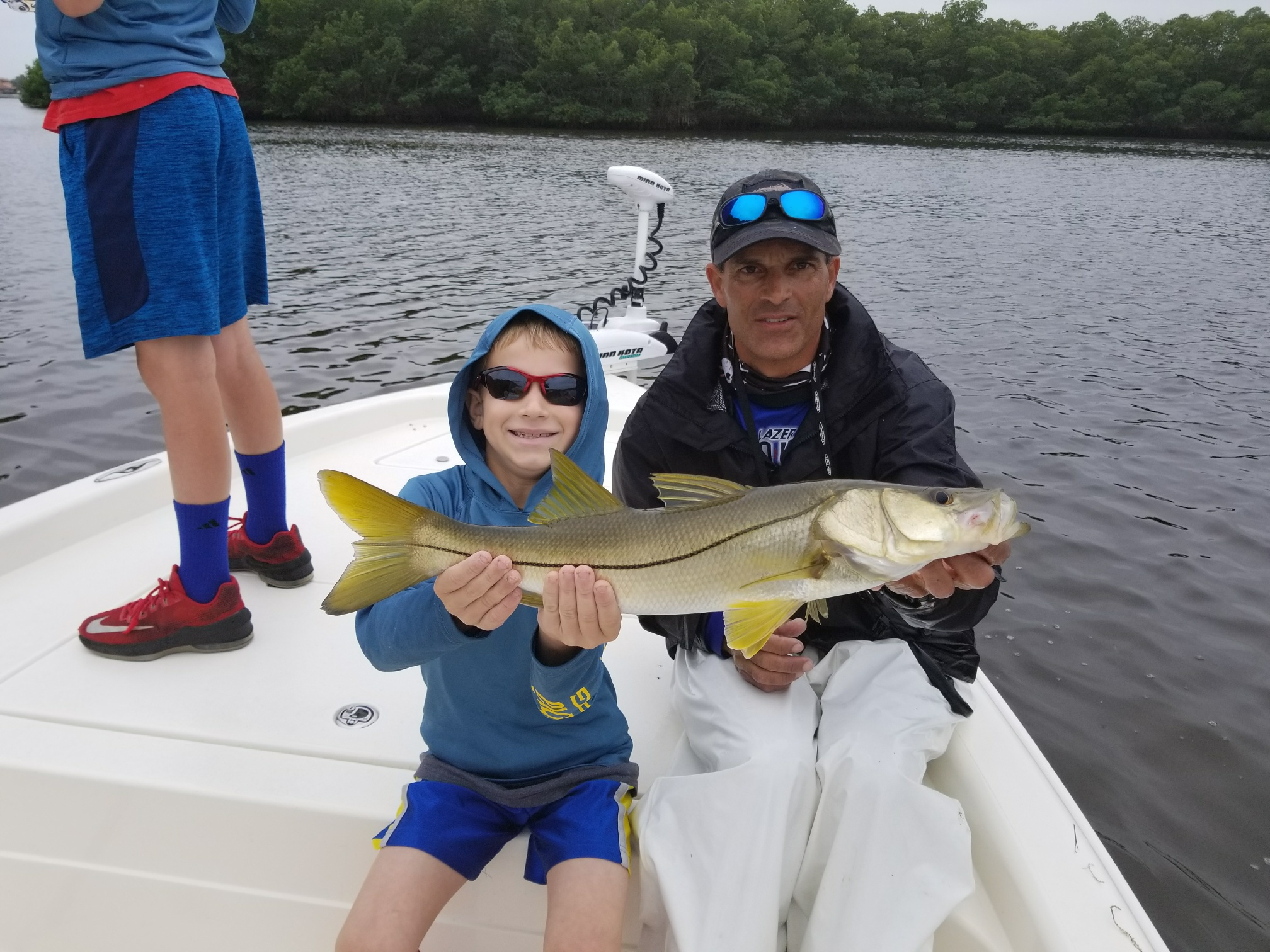 More Snook Action