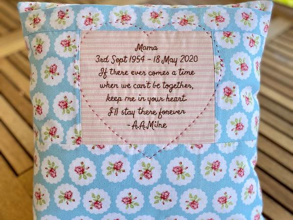A Memory Pillow