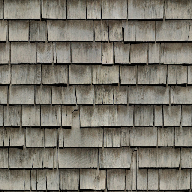 [Mapping] Shingle Roof Textures