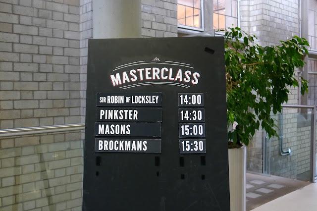 gin festival masterclass