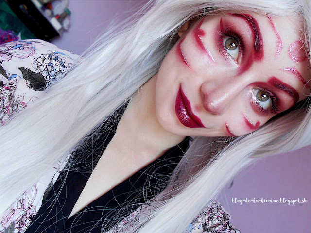 Kitsune Makeup Inspiration