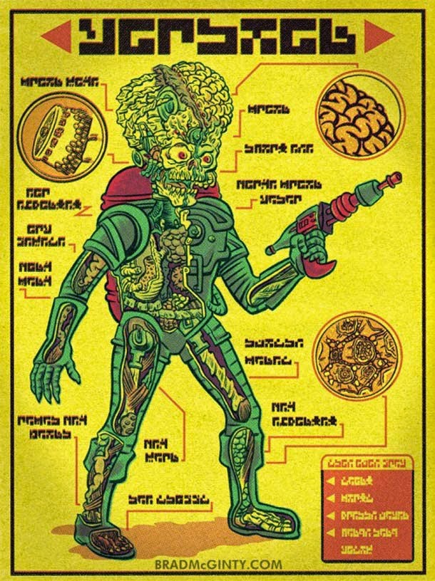 06-Mars-Attacks-Brad-McGinty-Anatomy-of-Monsters-www-designstack-co
