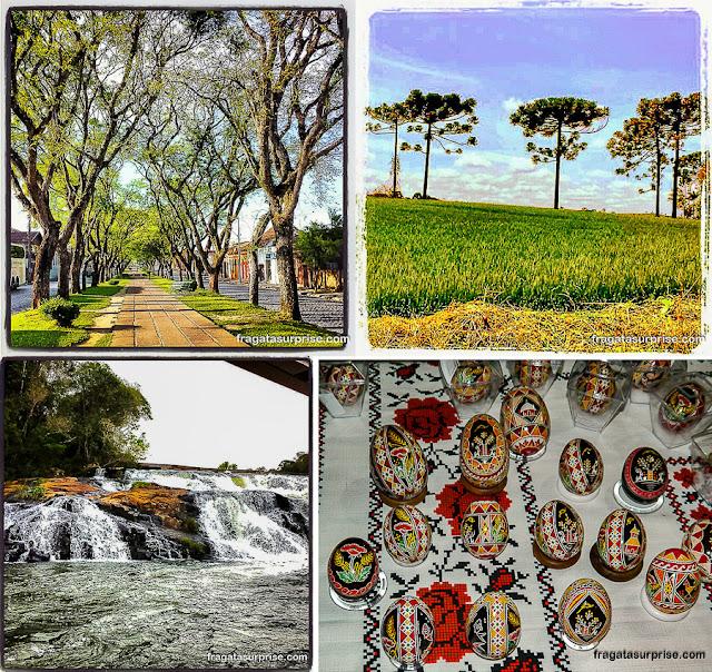 Viagem ao Paraná