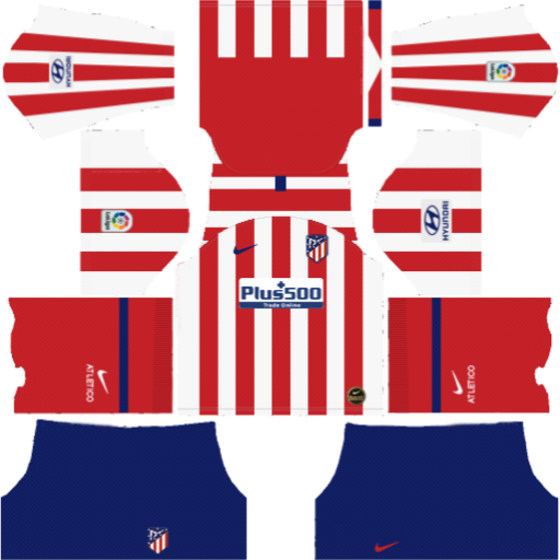 512x512 Atletico Madrid Kits 2019-2020