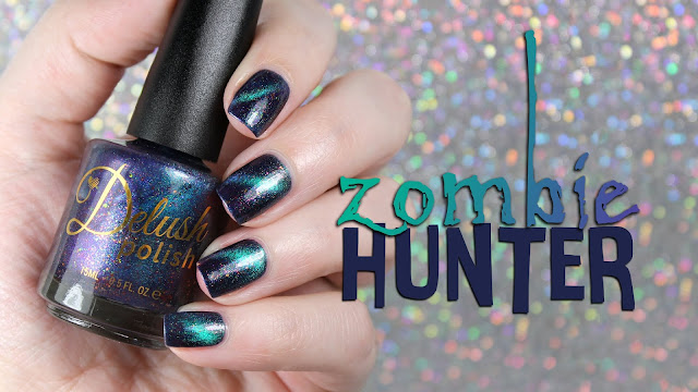 Delush Polish Zombie Hunter