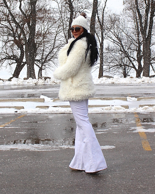 White Chic for winter
