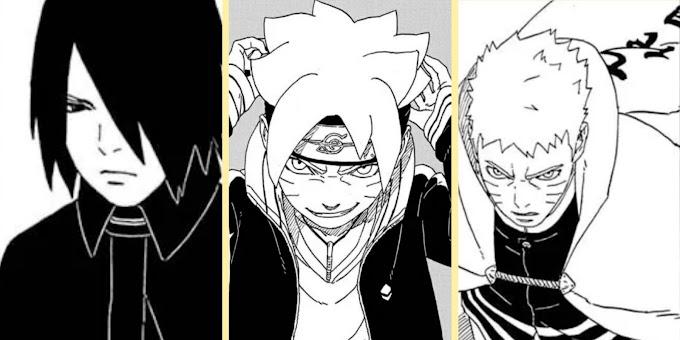 Kapan Manga Boruto Chapter 50 Rilis?
