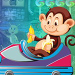 Games4King - G4K Jaunt Monkey Escape Game