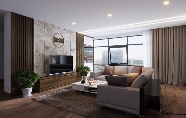Livingroom Free Sketchup Interior Scene