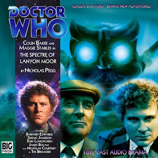Big Finish Doctor Who The Spectre of Lanyon Moor