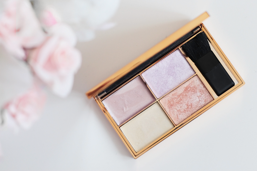 Sleek makeup solstice highlighting palette Australia