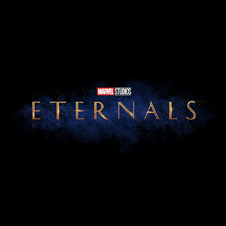 Eternals Marvel Movie Logo 2020