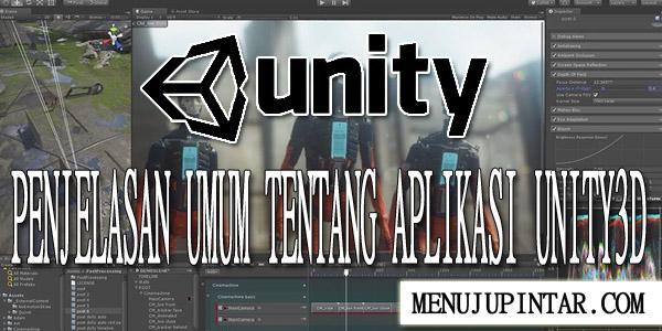 Aplikasi Unity3D