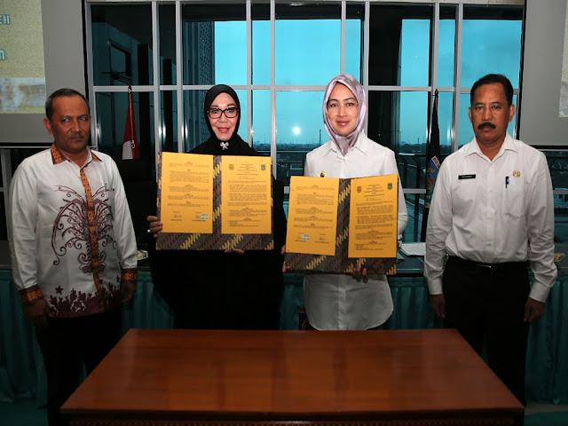Tangerang Selatan dan Banda Aceh Jalin Kerjasama