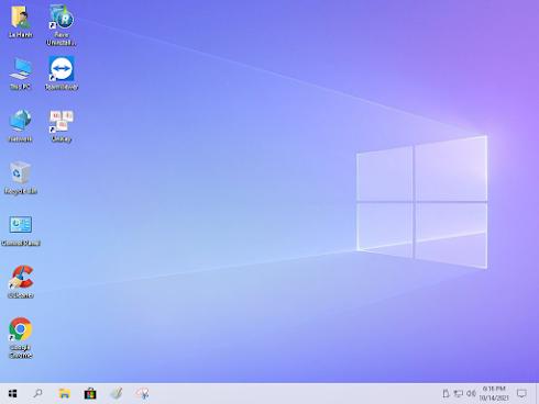 Bộ cài Windows 10 Pro, Version 21H1, OS Build 19043.1288 (64-bit)