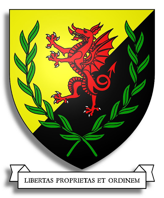Knights of Liberty Coat of Arms