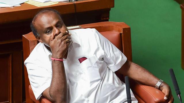 कुमारस्वामी सरकार का आज आखिरी दिन: BJP - newsonfloor.com