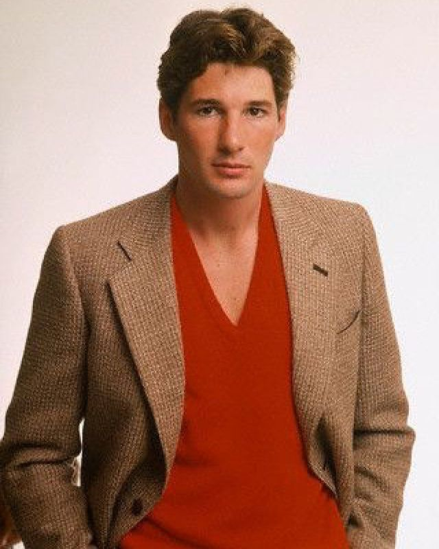 Richard Gere Jung