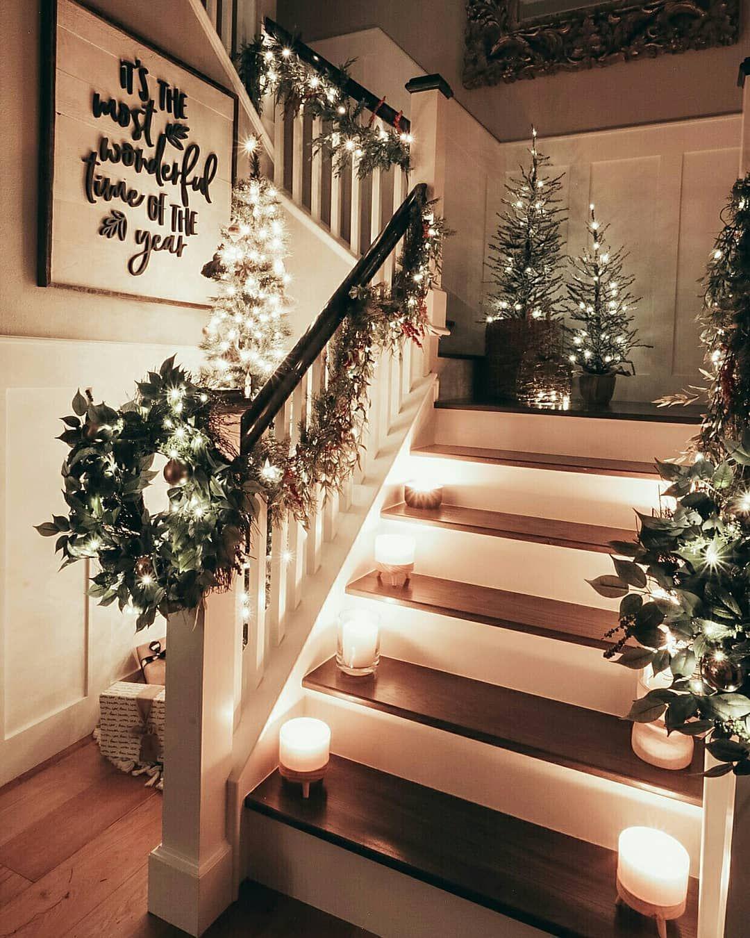 30 Pretty Christmas Decor Ideas For Your Home